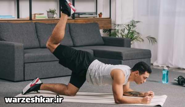 افزایش قدرت بدنی با 20 دقیقه تمرین