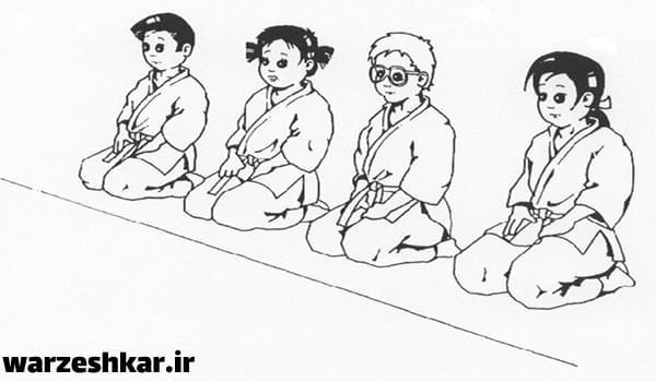 تمریناتکاراته شوتوکان