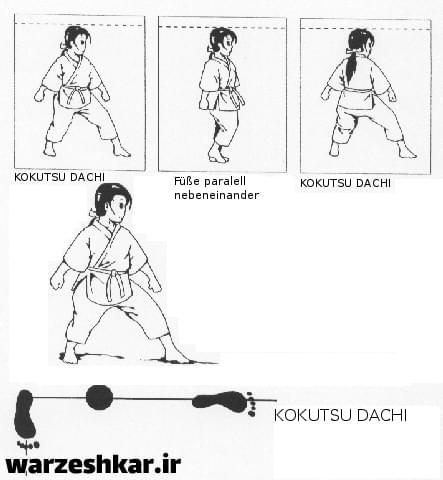 تمریناتکاراته_شوتوکان