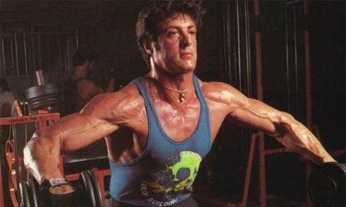 Sylvester_Stallone_training
