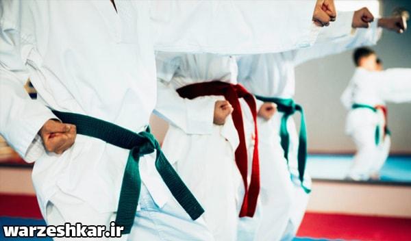 فواید کاراته